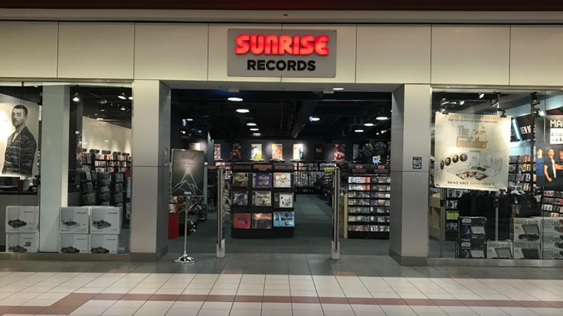 Sunrise Records joins Marshalls as future Aberdeen Mall