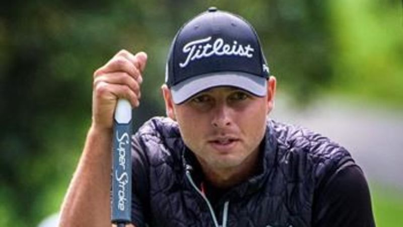 An clings to one-shot lead at Wyndham Championship