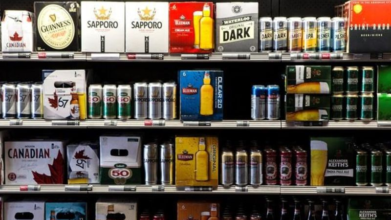 How many calories in a drink? Researchers say alcohol labels