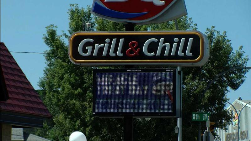 DQ Miracle Treat Day is Thursday