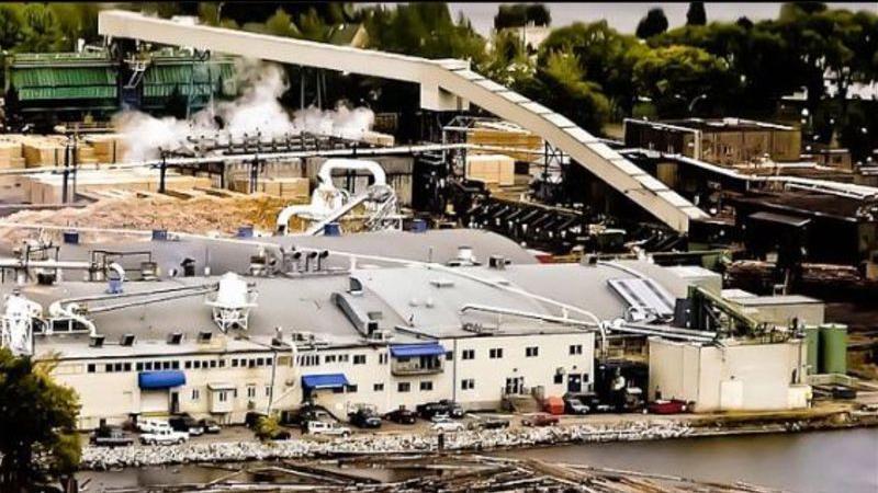 Tolko's Kelowna operations curtailed indefinitely   CFJC