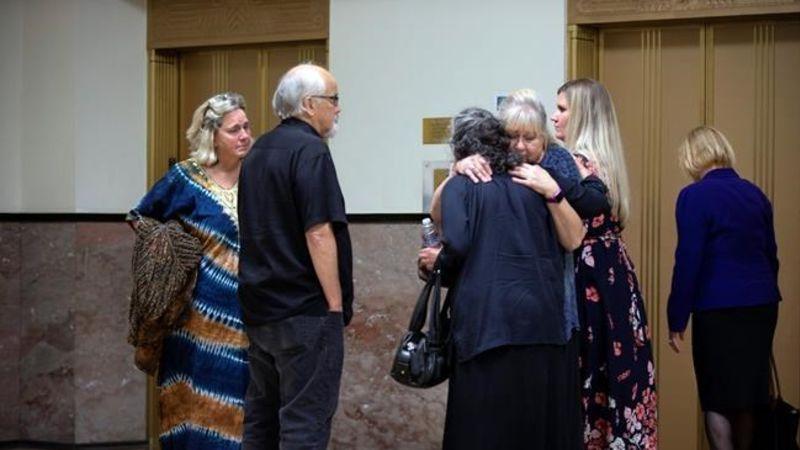 No conviction in California warehouse fire stuns families
