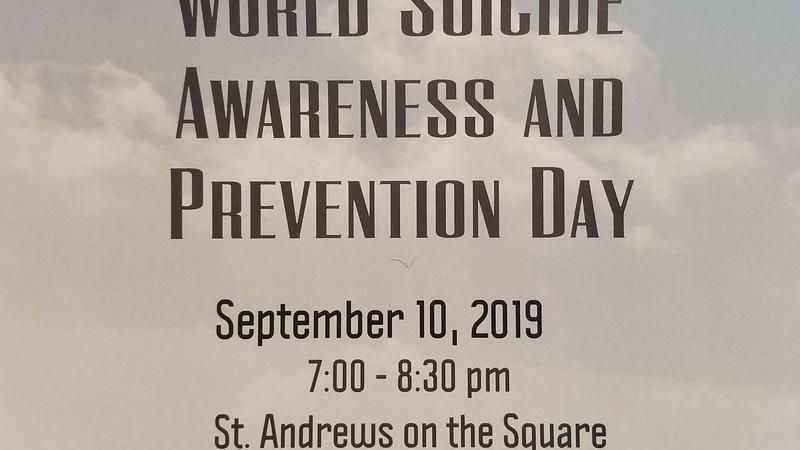 Suicide Awareness and Prevention Day event comes back to