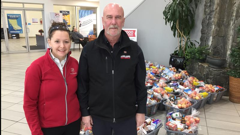 Walmart to match Fort St. John Salvation Army kettle donations