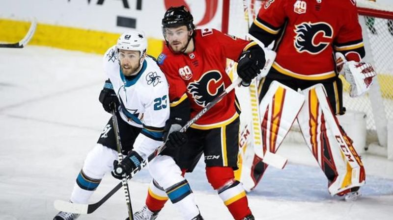 Flames place Giordano on injured reserve, defenceman avoids surgery
