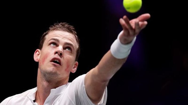 ATP roundup: Monfils reaches Montpellier final
