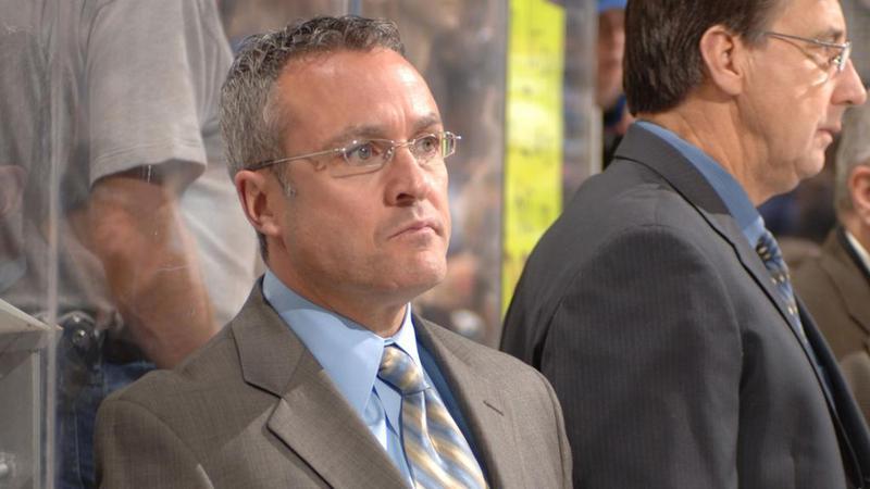 Minnesota Wild fire coach Bruce Boudreau