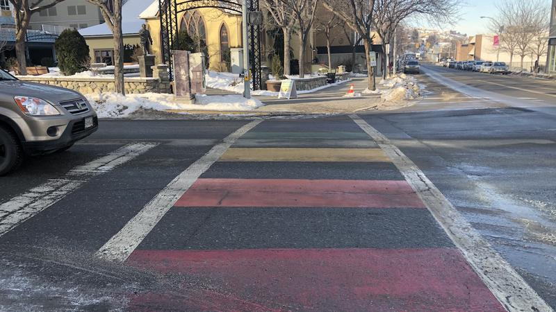 ROTHENBURGER: As the winter muck recedes, the rainbow crosswalk emerges