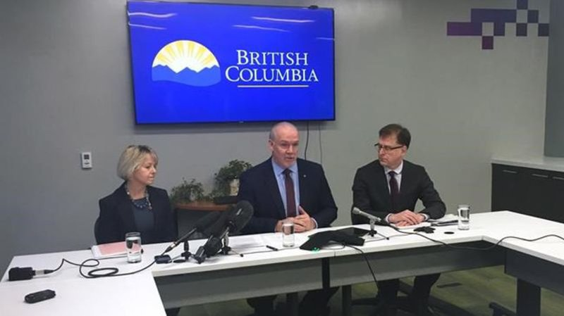 BC confirms 7 new COVID-19 cases, bringing province's total to 46