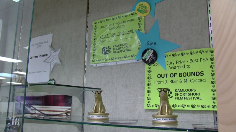 Kamloops Students Earn Awards For Film Festival Submissions Cfjc Today Kamloops