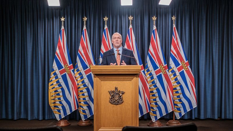 State of emergency extended in B.C. due to COVID-19 pandemic