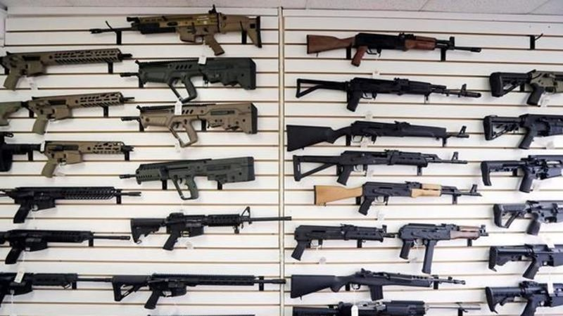 Ban on 1,500 types of 'military-style' weapons announced by Trudeau government