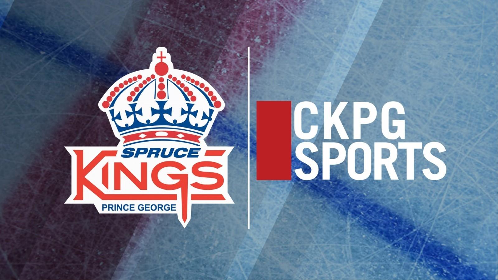 Spruce Kings shut out Centennials 3-0, get set for season finale