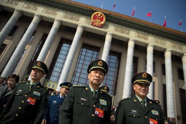 New US military budget focused on China despite border talk | CKPG