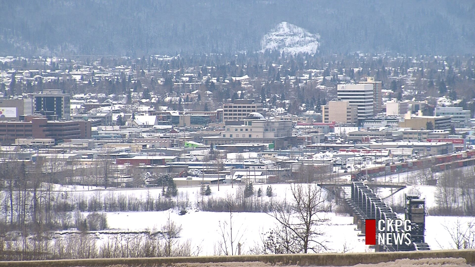Prince George Canada >> February The Coldest On Record For Prince George