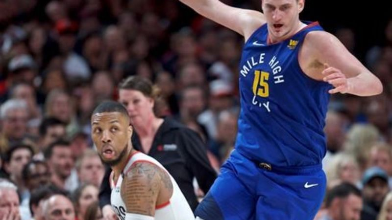 01a12fc8b1b Blazers force Game 7 with 119-108 victory over Denver