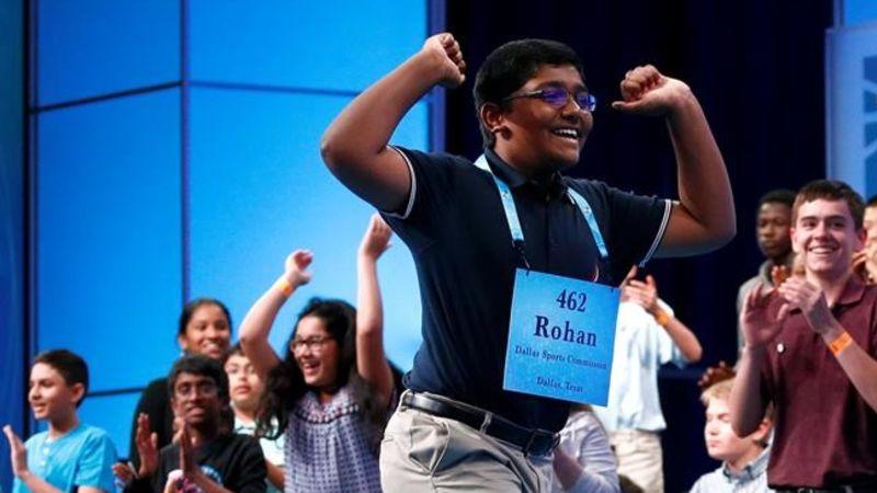 Elite 8: National Spelling Bee too easy for octet of champs | CKPG