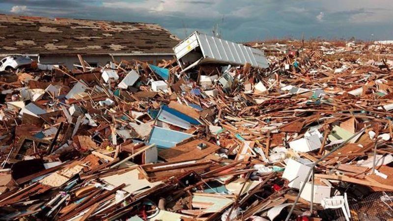 North Carolina reports 1st death from Hurricane Dorian