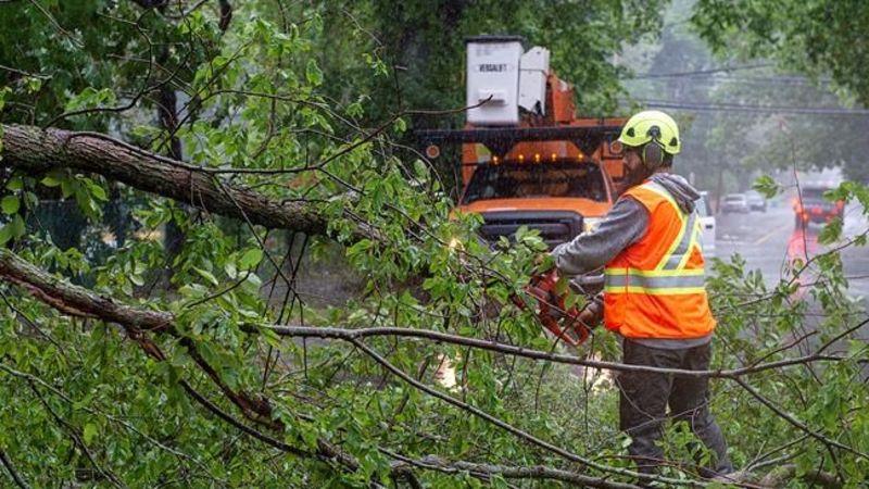 Hurricane Dorian expected to make landfall in Nova Scotia on