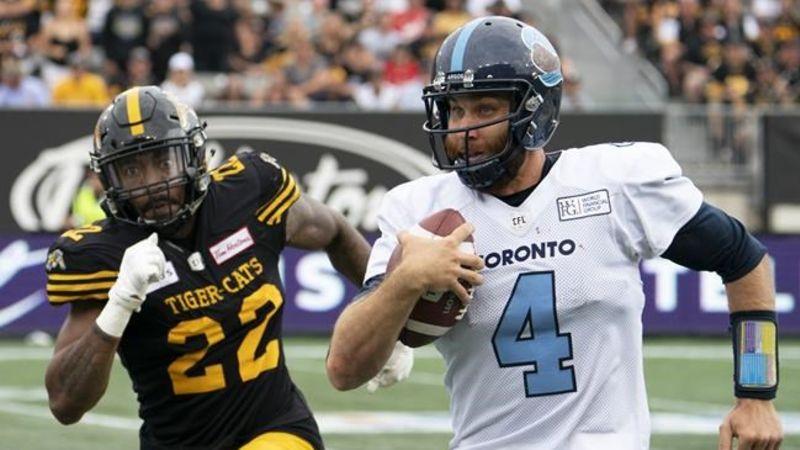McLeod Bethel-Thompson back as the starter with struggling Toronto ...