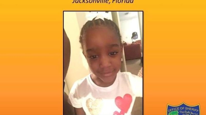 5-year-old missing Florida girl was