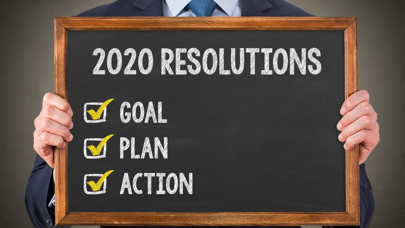 New Year's Resolutions from around town