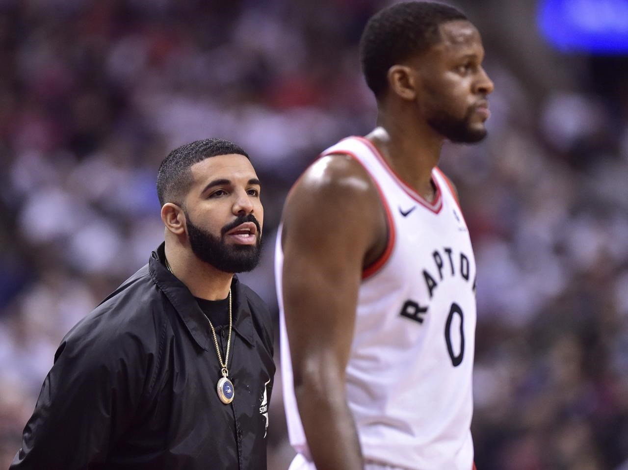c35219777622 Raptors training facility renamed OVO Athletic Centre in honour of Drake