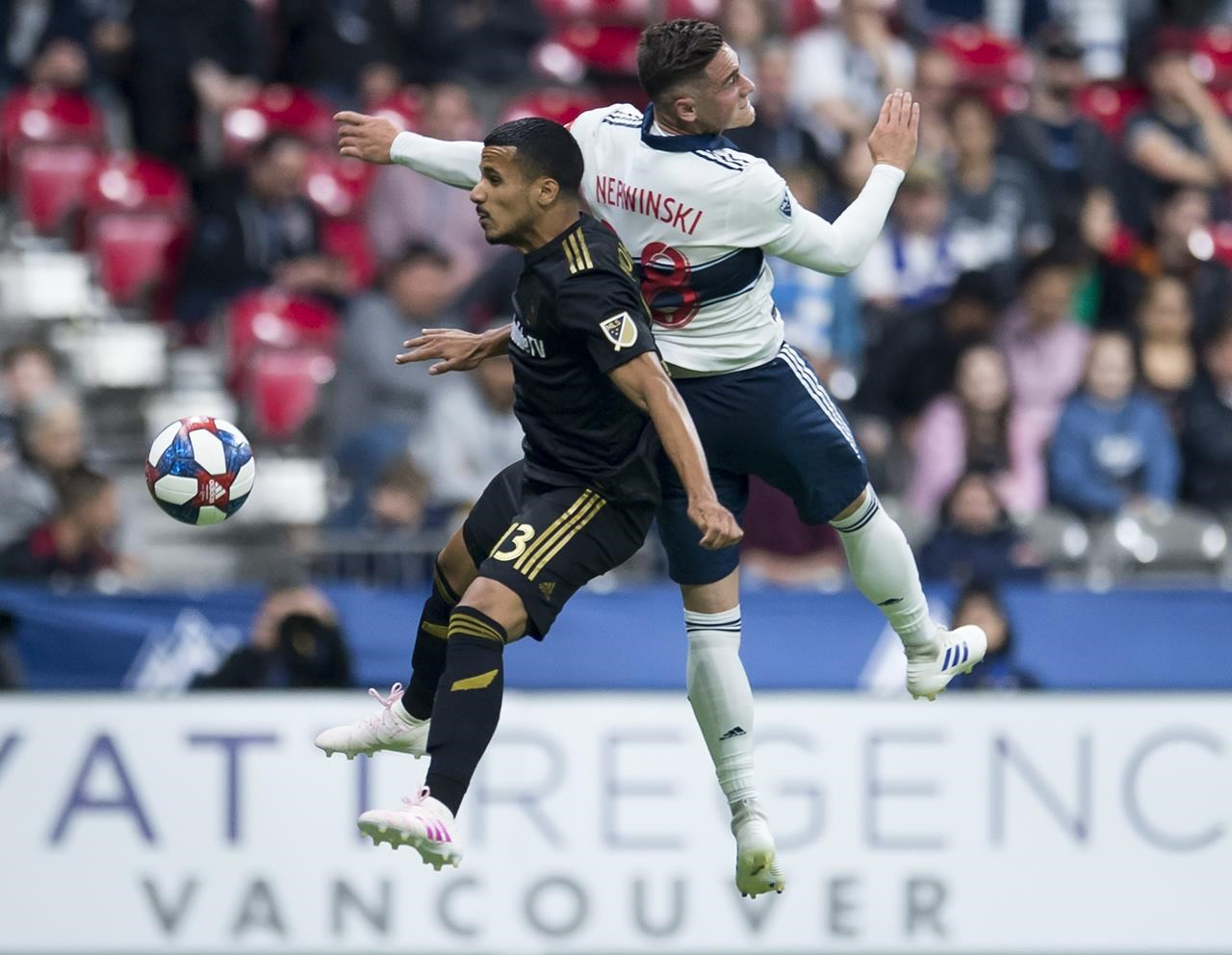 767bdbdb7a8 Hwang's first MLS goal lifts Vancouver Whitecaps to 1-0 victory over LAFC