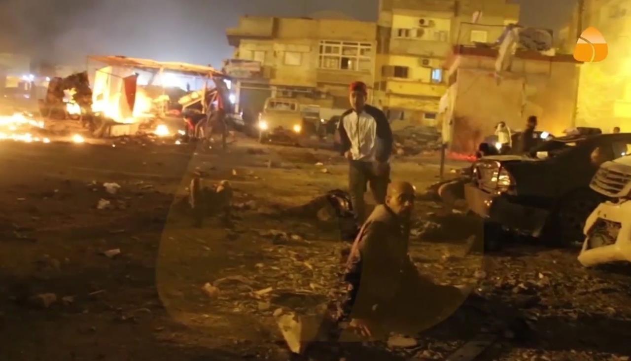 Car bombs kill at least 27 in east Libya city of Benghazi