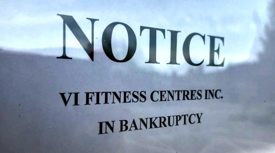 Final rep vi fitness shuts down nanaimo loses third gym in