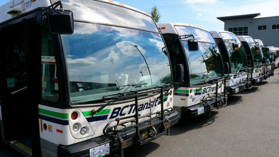 Transit expansion to Duke Point off the table, VIU Express route