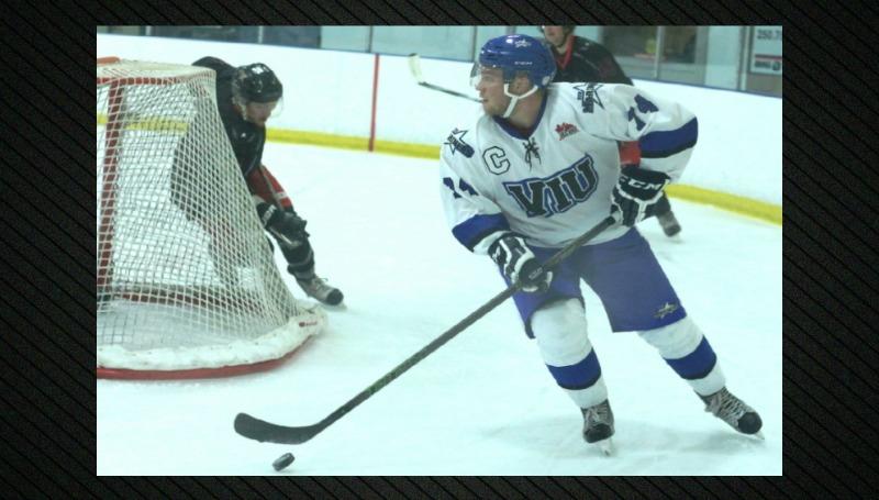 VIU Mariners hockey team on verge of clinching playoff spot