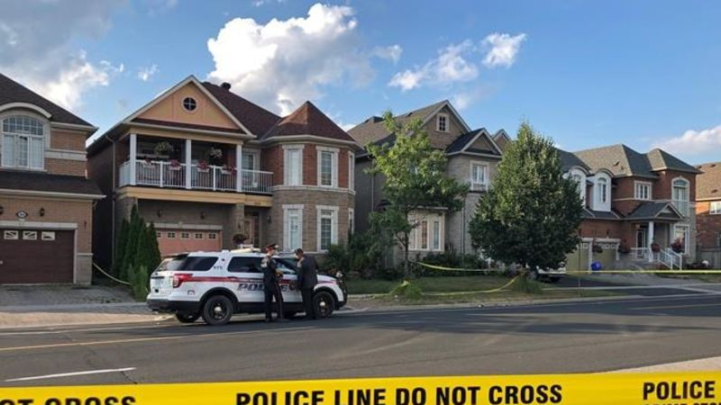 4 found inside Markham home were killed, say police