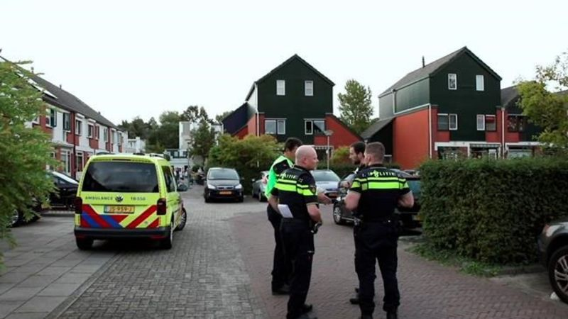 Three people dead, including two children, after shooting in Dordrecht, Netherlands
