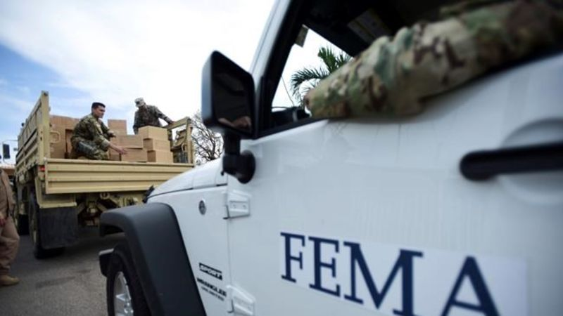USA charges FEMA official, contractor in Puerto Rico corruption case