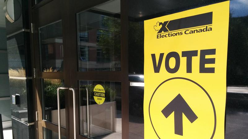 Advance polling begins Friday