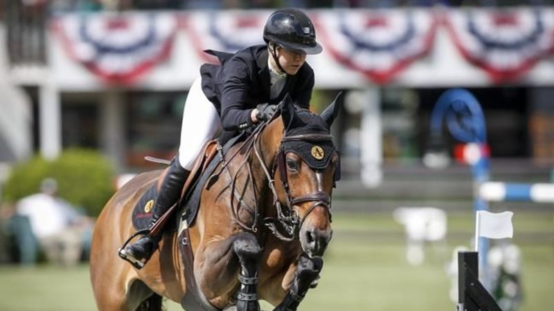 Canada S Show Jumping Team Dropped From Tokyo 2020 For