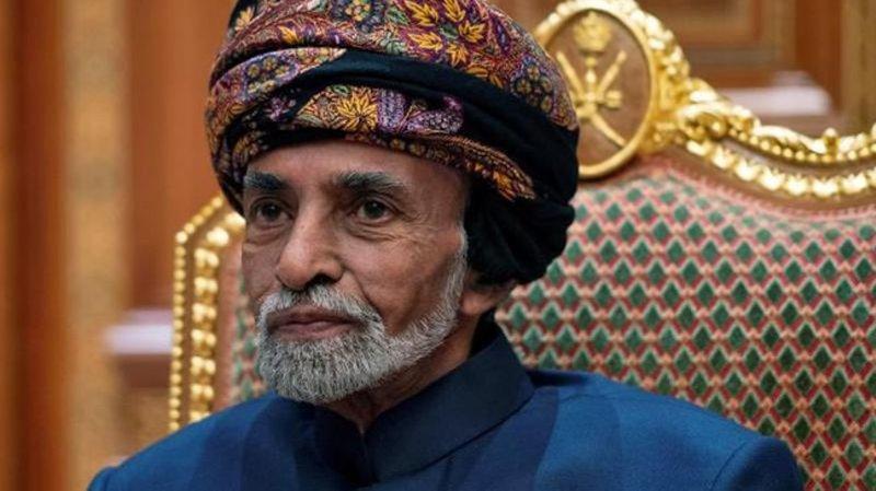 Oman's Sultan Qaboos dies