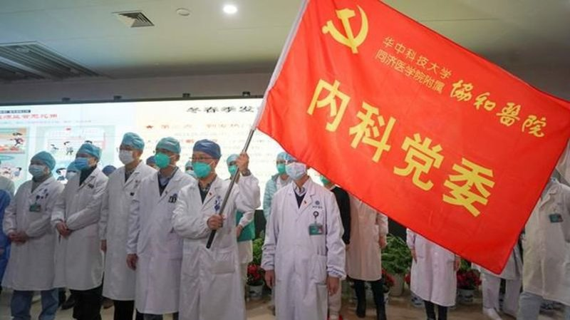Wuhan hospitals under pressure as China says coronavirus is getting stronger