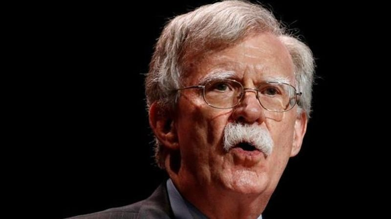 White House Threatens To Block Publication Of John Bolton's Book