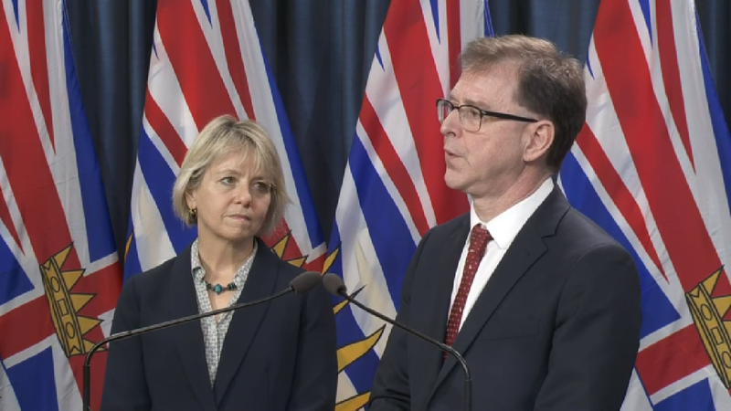 COVID-19: Health officials confirm seven new cases in B.C.