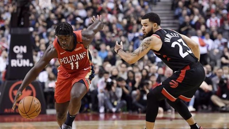 Raptors Open Nba Season Against Pelicans Will Also Play Early Christmas Game Chat News Today