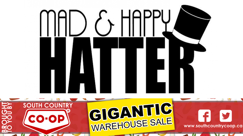 Mad Hatter & Happy Hatter – August 26 | CHAT News Today