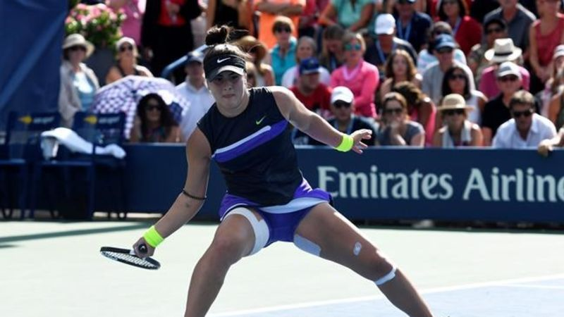 US Open 2019: Bianca Andreescu through to fourth round