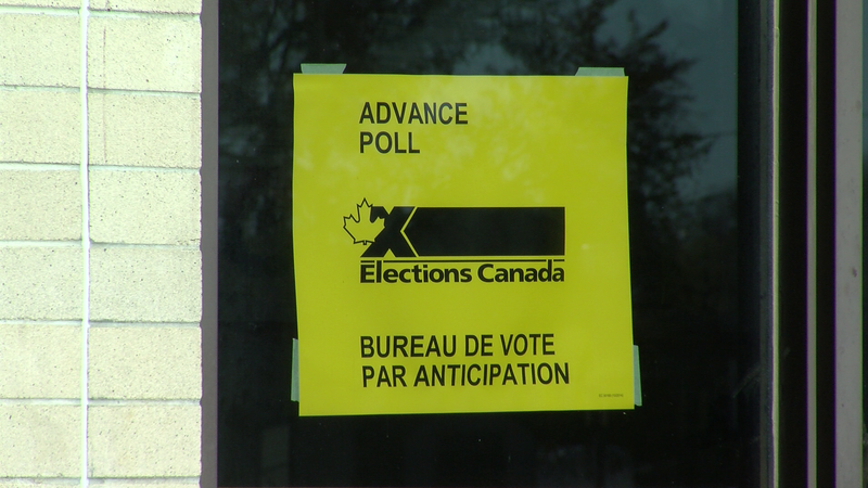 Elections Canada Reporting Increased Turnout At Advance Polls