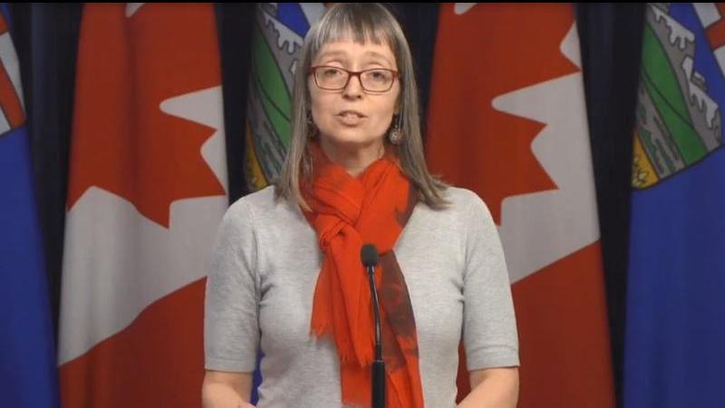 Presumptive COVID-19 cases in Alberta double overnight