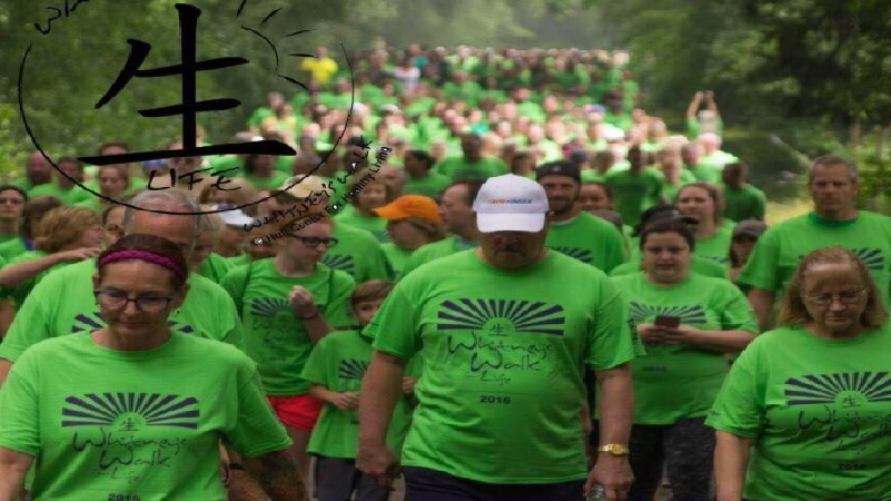 Whitney's Walk raises awareness about suicide prevention