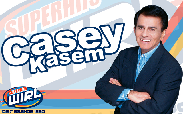 "Casey Kasem's – ""American Top 40 The 70's"" 
