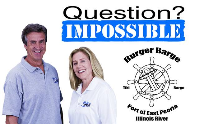 Question Impossible Archive | 93 3 The Drive