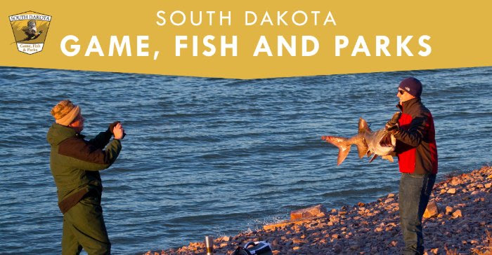 when is south dakota free fishing weekend
